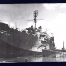USS PROTEUS AS-19 & FLEET SUBMARINES Navy Ship Postcard