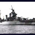 USS SAN FRANCISCO CA-38 Cruiser Navy Ship Postcard