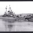 USS ROCHESTER CA-124 Cruiser Navy Ship Postcard