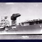 USS YORKTOWN CV-5 Aircraft Carrier Navy Ship Postcard