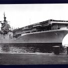 USS VALLEY FORGE CVA-45 Aircraft Carrier Navy Ship Postcard