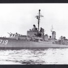 USS EPPERSON DD-719 Destroyer Navy Ship Postcard
