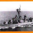 USS MADDOX DD-731 Destroyer Navy Ship Postcard