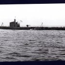 USS STINGRAY SS-186 Submarine Navy Ship Postcard