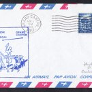 AM105 Grand Canyon AZ to Las Vegas NV First Flight Cover