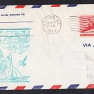 AM97 Easton MD to Washington DC 1949 First Flight Cover