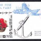 USS LEWIS B. PULLER FFG-23 Portland Rose Festival Naval Cover