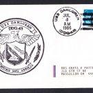 USS DAHLGREN DDG-43 Naval Cover