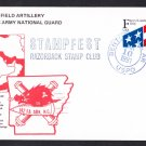 ARMY NATIONAL GUARD Arkansas 142nd Field Artillery Cover