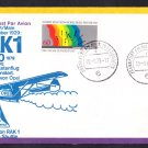 Germany RAK1 Flight Anniversary Aviation Cover