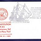 USS CONSTITUTION 200th Aniversary Charleston Navy Yard