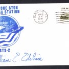SPACE SHUTTLE COLUMBIA STS-2 Launch 1981 Space Cover