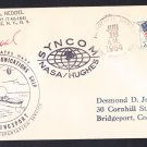 USNS KINGSPORT T-AG-164 Honolulu Hawaii Naval Cover