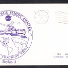 SKYLAB 2 ORBITAL SPACE STATION LAUNCH 1973 Space Cover