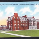NEW YORK STATE COLLEGE Albany NY Postcard