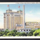 PERCY JONES GENERAL HOSPITAL Battle Creek MI Postcard