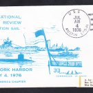 USS AUSTIN LPD-4 International Naval Review Naval Cover