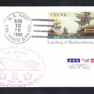 Aircraft Carrier USS NIMITZ CVN-68 Naval Cover