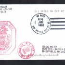 Guided Missile Cruiser USS MOBILE BAY CG-53 Naval Cover