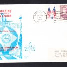 Nuclear Attack Submarine USS GROTON SSN-694 LAUNCHING DPS Cachet Naval Cover