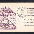 Cruiser USS RICHMOND CL-9 Abraham Lincoln's Birthday 1935 Naval Cover