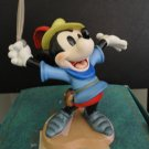 Mickey Mouse WDCC Walt Disney Classics Collection Brave Litter Taylor