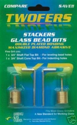 Aanraku® TWOFERS 2 bit set - Stacker Bead Bits