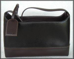 Jones New York Handbag - Black & Brown Purse - Looks Unused - FREE Shipping