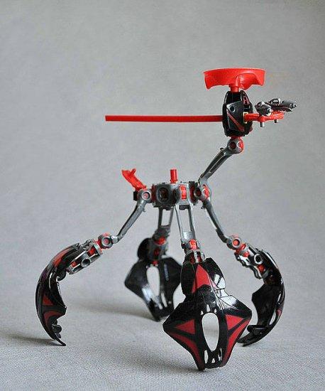 Assembly Morph Robot