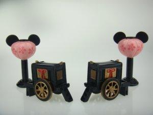 Disney Japan Hina Matsuri Oxcart Palace lantern x4