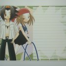 Japanese Shaman King Doujin Fanart Letter Paper Writing Paper x7 pages H002