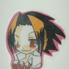 Japanese Shaman King Doujin Fanart Bookmark I001
