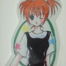 Japanese Shaman King Doujin Fanart Bookmark I005