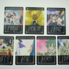 Japanese Characters of Shaman King DVD Card x7 pages