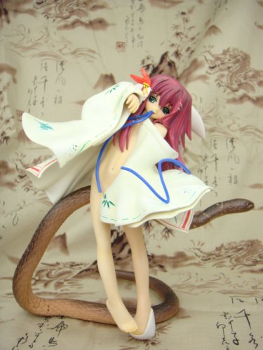 Japanese Anime Clayz Hot Sexy Tenmu Shinryuusai Llust 1/8 Witch Girl Figure