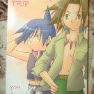 Japanese Shaman King Runaway Trip Yoh X Ren Doujinshi Fanart Book