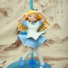 Japanese Anime Girl Alice's Adventures in Wonderland Alice Figure 004