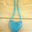 Monster High Barbie Doll Blue Heart Package Bag