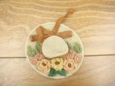 Barbie Obitsu Volks 27cm Doll 1/8 Tiny Size Crochet Hat