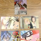 Japanese Anime Jump Shaman King Card x5 pages M016