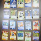 Japanese TOMY Shaman King Card Game Card x20 pages O012