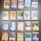Japanese TOMY Shaman King Card Game Card x20 pages O014