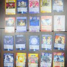 Japanese TOMY Shaman King Card Game Card x20 pages O015