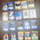 Japanese TOMY Shaman King Card Game Card x20 pages O017