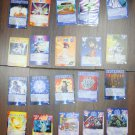 Japanese TOMY Shaman King Card Game Card x20 pages O020