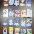 Japanese TOMY Shaman King Card Game Card x20 pages O023