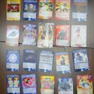 Japanese TOMY Shaman King Card Game Card x20 pages O024