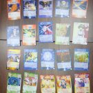 Japanese TOMY Shaman King Card Game Card x20 pages O025