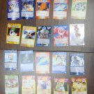 Japanese TOMY Shaman King Card Game Card x20 pages O032