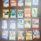 Japanese TOMY Shaman King Card Game Card x20 pages O033